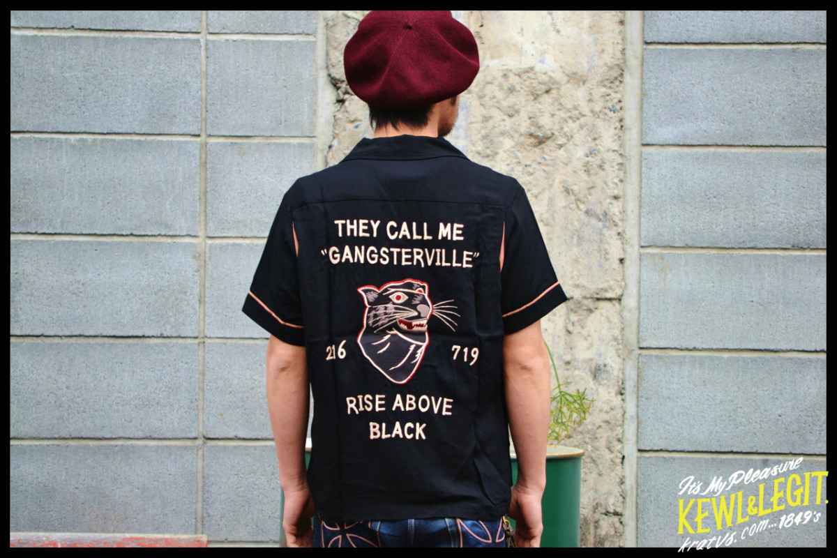 GANGSTERVILLE(ギャングスタービル),RISE ABOVE