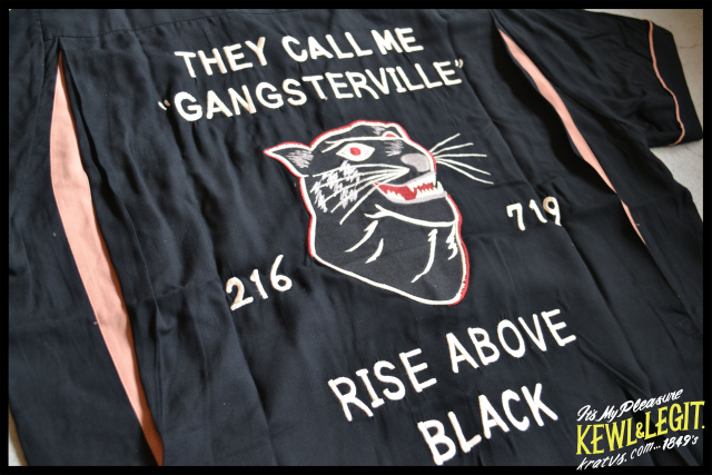 GANGSTERVILLE(ギャングスタービル) RISE ABOVE